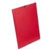 "VIQUEL Gumis mappa, 15 mm, PP, A4, VIQUEL ""Standard"", piros"