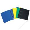 VIQUEL Gyűrűs dosszié, 2 gyűrű, 20 mm, A4, PP, VIQUEL Standard, kék (IV020202)