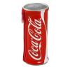 """VIQUEL Tolltartó, cipzáras, VIQUEL """"Coca-Cola"""", piros"""