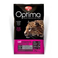 Visán Optimanova Cat Exquisite 8 kg macskaeledel