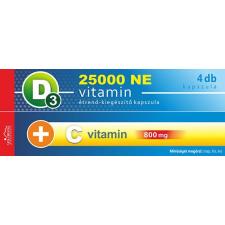 Vita Crystal D3-vitamin 25 000NE heti 1 kapszula 1 hónapos kiszerelés vitamin és táplálékkiegészítő