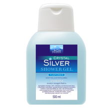 Vita Crystal Silver Tusfürdő 500ml tusfürdők