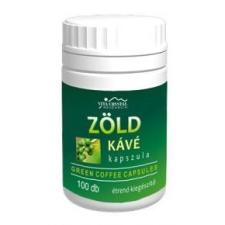 Vita crystal Zöld kávé kapszula - 100 db vitamin és táplálékkiegészítő