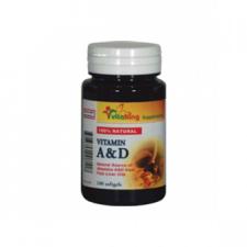 VitaKing A & D vitamin kapszula vitamin