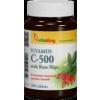 VitaKing c-500 nyújtott h.csipkebogyó 100 db