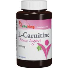 VitaKing L-karnitin tabletta 100 db vitamin