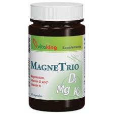 VitaKing MagneTrio kapszula - 30 db gyógyhatású készítmény