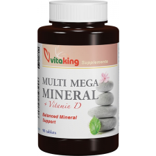 VitaKing multi mega mineral tabletta vitamin