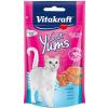 Vitakraft Cat Yums lazaccal és Omega-3-almacskának 40 g