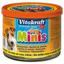 Vitakraft Dog Minis marha jutalomkolbász kutyáknak 120 g jutalomfalat kutyáknak