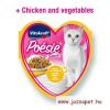 Vitakraft Poésie finom falatok alutasakban macskáknak 6x85g