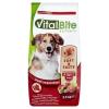 VitalBite teljes értékű száraz állateledel felnőtt kutyák számára marhával és zöldséggel 2,5 kg