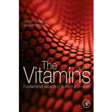 Vitamins – Gerald F. Combs,Jr.,James P. McClung idegen nyelvű könyv