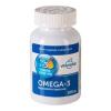 Vitamintár Omega-3 1000 mg lágyzselatin kapszula 100 db