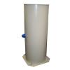 vlbt VL házi szennyvízátemelõ tartály 600×1500mm+Grundfos AP35B.50.08.A1.V 230V szivattyú