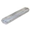 Vled Falon kívüli led fénycső armatúra IP65 védettséggel 2db 60cm T8 LED fénycsővel Hideg Fehér