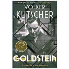 Volker Kutscher Goldstein – Volker Kutscher idegen nyelvű könyv