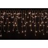 VOLTRONIC® Karácsonyi fényfüggöny 200 LED meleg fehér - 5 m