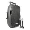 Vonyx Vonyx AP1200PA, mobil PA rendszer, 30 cm (12''), bluetooth, USB, SD, MP3, VHF tölthető akkumulátor