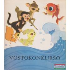 Vostokonkurso idegen nyelvű könyv