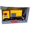Wader : kukásautó - 42 cm, sárga