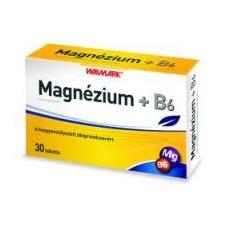 Walmark Magnézium+B6 tabletta 50 db gyógyhatású készítmény