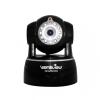 wansview NCM-620W beltéri Pan/Tilt IP kamera, 1 megapixeles, 60 fokos látószög (fekete)