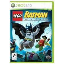 Warner Bros. Interactive Entertainment Lego Batman The Videogame (Xbox 360) (Xbox 360) videójáték
