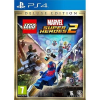 Warner Bros Interactive Lego Marvel Super Heroes 2 Deluxe Edition Ps4 játék
