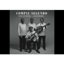 Warner Segundo Compay - Nueva Antologia (20th Anniversary Edition) (Cd) világzene