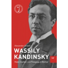Wassily Kandinsky – Alexander Graeff idegen nyelvű könyv