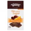 Wawel diabetikus étcsokoládé, 100 g - Narancsos