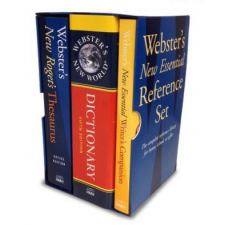 Webster's New Essential Reference Set – Webster's New World College Dictionaries idegen nyelvű könyv