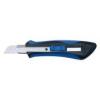 """WEDO Univerzális kés, 18 mm, WEDO \""""Soft-cut\"""", kék/fekete"""