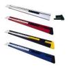 """WEDO Univerzális kés, 9 mm, WEDO, \""""Metal\"""" vegyes színek"""