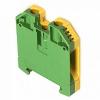 Weidmuller Ipari sorozatkapocs PE WPE 16mm2 Zöld sárga 1010400000  - Weidmuller