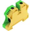 Weidmuller Ipari sorozatkapocs PE WPE 35Nmm2 Zöld sárga 1717740000  - Weidmuller