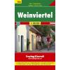 Weinviertel kerékpártérkép - f&b RK 103