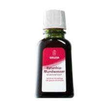 Weleda Ratanhia szájvíz - 50 ml szájvíz