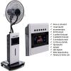 Wellimpex 1611 párahűtő vizes ventilátor, párásító ventillátor
