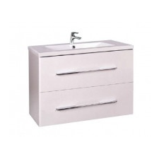 Wellis Nina 80 alsó fürdőszoba bútor mosdóval bútor