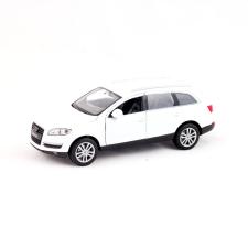 Welly Audi Q7 autó, 1:24 autópálya és játékautó
