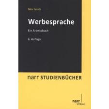 Werbesprache – Nina Janich idegen nyelvű könyv