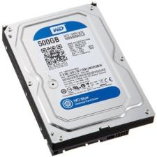 "Western Digital 3.5"" 500GB 32MB 7200rpm SATA3 WD5000AZLX merevlemez"