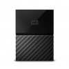 Western Digital External HDD WD My Passport 2.5'' 4TB USB 3.0 Black