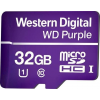 Western Digital Memory card Western Digital Purple WDD064G1P0A (64 GB; Class 10, Class U1)