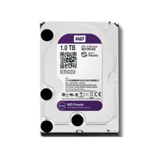 """Western Digital Purple 3.5"""" 1TB 5400rpm 64MB SATA3 WD10PURX merevlemez"""