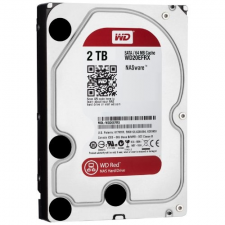 "Western Digital Red 3.5"" 2TB 5400rpm 64MB SATA3 WD20EFRX merevlemez"