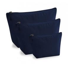 Westford Mill Uniszex organikus táska Westford Mill EarthAware™ Organic Accessory Bag M, Sötétkék (navy)