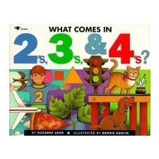 What Comes in 2'S, 3'S, & 4'S? – Suzanne Aker, Bernie Karlin idegen nyelvű könyv